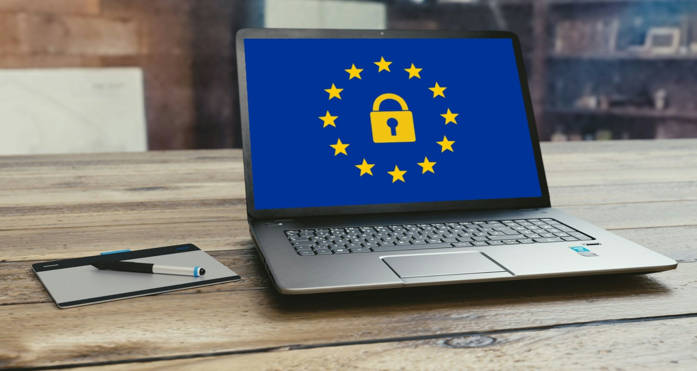European Union GDPR new regulation protecting the personal data of internet users